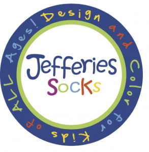 Jefferies Socks Logo Circle